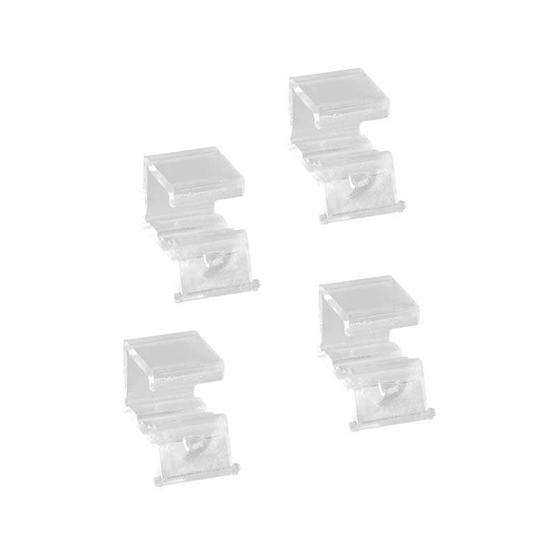 Butées pour panier grande maille (x4)-Elfa