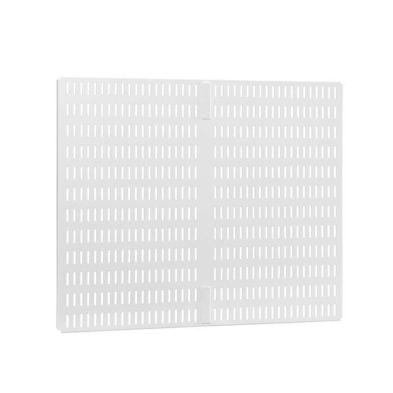 Panneau de rangements central Blanc-Elfa