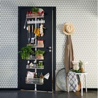 Kit complet utility home porte Blanc N°0010 elfa